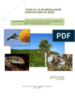 Informe Fauna Cerro Gordo Final