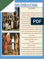 Jesus Perdido y Hallado en el Templo
