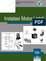 Instalasi Motor Listrik