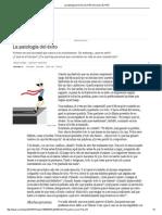 La Patología Del Éxito _ EL PAÍS Semanal _ EL PAÍS