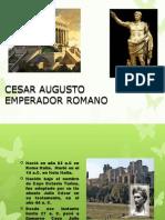 Diapositivas Cesar Augusto