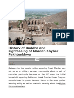 History of Buddha and Sightseeing of Mardan Khyber Pakhtunkhwa