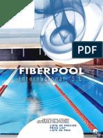Catalogo de Equipos de Piscinas FIBERPOOL