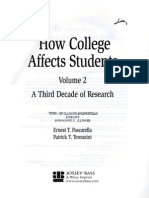 How College Effects Students 534-545