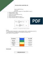 Cálculo Del Valor Del Ica