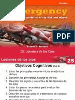 25 Lesiones de Ojo