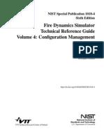 FDS Configuration Management Plan
