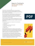 Navigant ConcurrentDelays in Contracts Part1