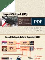 OSK2014 08 Input Output