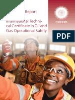 IOGC Examiners' Reports Aug - Oct 2014