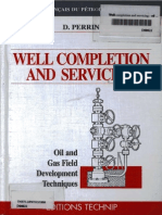 Well Completion and Servicing -Denis Perrin