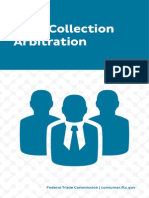 Debt Collection Arbitration