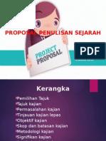 8.Penulisan Proposal Sejarah
