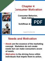 consumer motivation.ppt