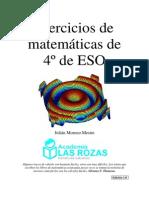 Ejercicios Matemáticas 4eso