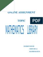 Mathematics Library