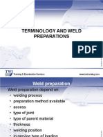 02 Terminology and Weld Preparations