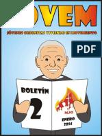 Boletin JOVEM N2