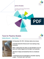 Tools for Pipeline Models