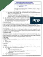 National Insurance Prospectus