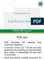 Legal Recovery