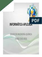 Presentación y Tema 1 IA 2015-2016