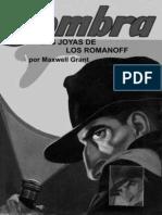 La Sombra 19 - Las Joyas de Los Romanoff - Grant_ Maxwell