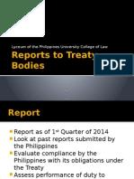 Reports to Treaty Bodies.pptx