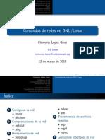 Comandos Redes Linux