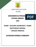 Denggi Patrol Khidmat Komuniti Sktjj5