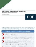 2013 02 27 Presentacion de Reforma de Retiro Final