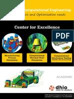 DHIO Academic Brochure