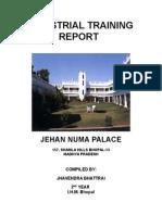 The Jehan Numa Palace Hotel Bhopal