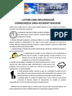 Factori Accident Nuclear