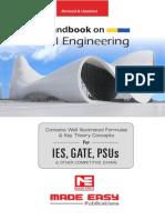 Indian Practical Civil Engineer's Handbook PDF