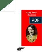 Adolf Hitler Discursos 1933 1938