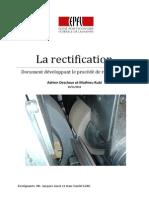 La rectification Rapport final.pdf