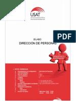 Silabo Direcc. Personas 2015 II