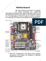 Motherboard Project