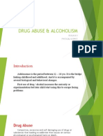 Drug Abuse &