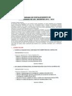 Ofarchivo Cu 2014 097 14 Cu Programa Fortalecimiento Capacidades Docentes 2014 2015 Anexo