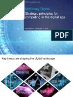 Mckinsey 20141119 EBF Digital Strategy McKinsey