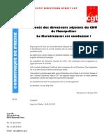 CP n° 90 - Collectif Directeurs