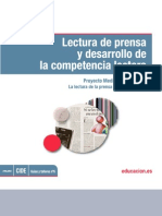 Lectura de Prensa y Desarrollo de La CL Vf