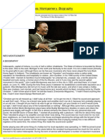 Wes Montgomery Biography