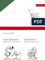 Zody Adjustments PDF 28412