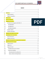 Resumen Estructuras Metlicas Proyecto Umss