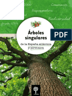 Árboles Singulares España Atlantica Pirenaica