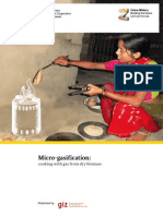 Micro Gasification Manual