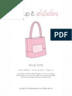 Rylie Tote Bag